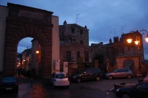Porta città vecchia.
