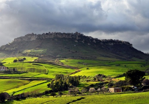 Calascibetta - Prospettiva verde!