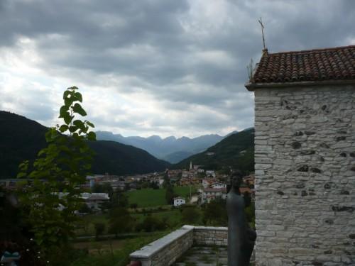 San Pietro Mussolino - country landscape