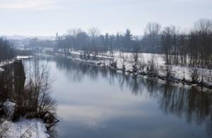 Predosa e il suo fiume.