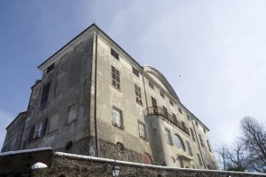 Rocca Grimalda, il castello.