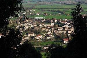 Panorana del borgo medievale