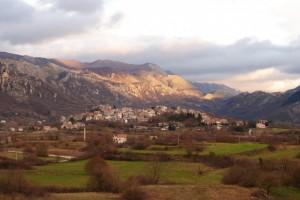 Panorama di Gallo