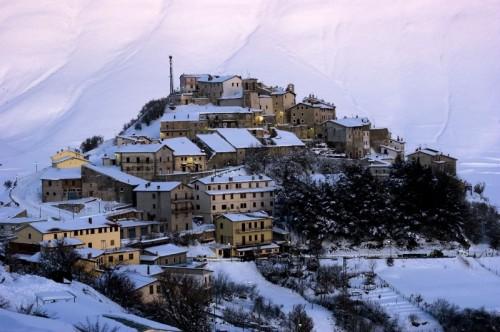 Norcia - Castelluccio Febbraio 2010