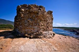 la Torre di Bantine Sale a Porto Ferro