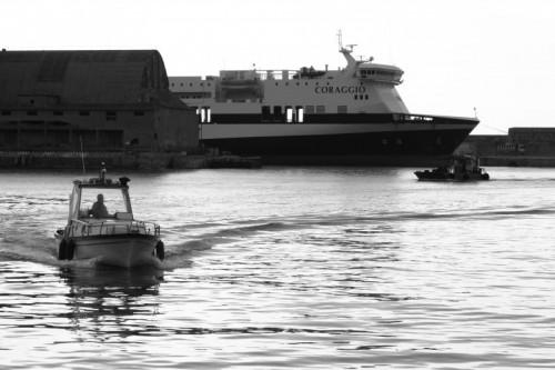 Civitavecchia - vita di porto