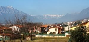 Panorama di Caltrano