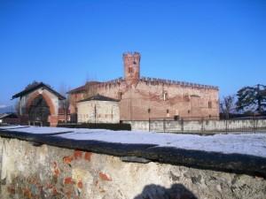 IL castello di Buriasco