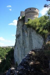 Torrione fortezza di San Leo