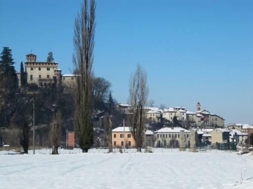 Brignano-Frascata - Bianco e azzurro