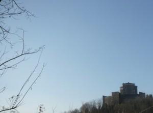 Azzurro fortificato