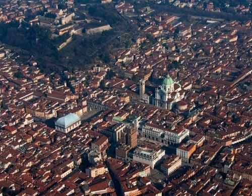Brescia - CHIESA E CASTELLO DI BRESCIA