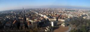 Panorama dalla Torre Branca