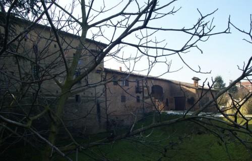 Fabbrico - castello guidotti