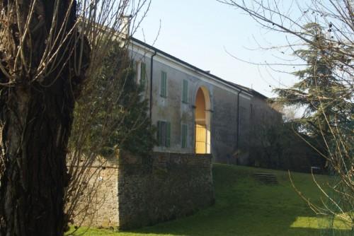Fabbrico - ancora il castello guidotti