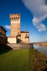 La torre sull'Arno