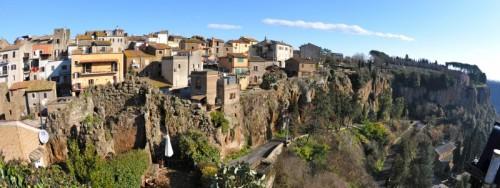 Castel Sant'Elia - la città nuova di castel s.elia