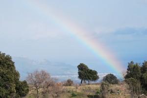 Rainbow Trip on Sicily Land