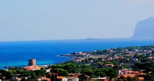 Cinisi - Panoramicissima veduta