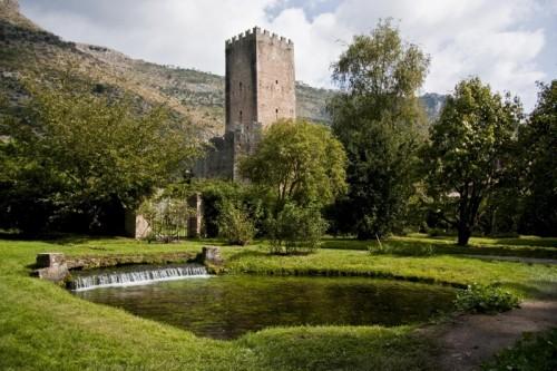 Cisterna di Latina - Castello di Ninfa