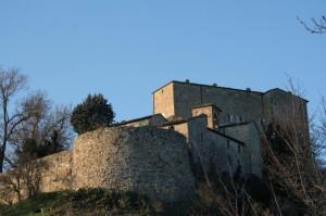 Castello militare fortificato