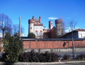 Favria, un castello colorato