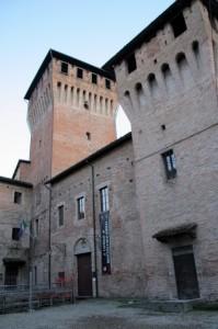 Porta d'accesso al castello