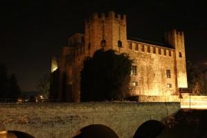 Lozzo Atestino : il castello di Valbona