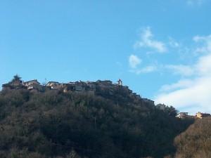Marano Equo, Panorama
