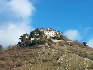 Saracinesco, Panorama