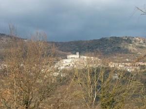 Roviano, Panorama 1