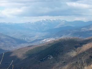 Roviano, Panorama 2