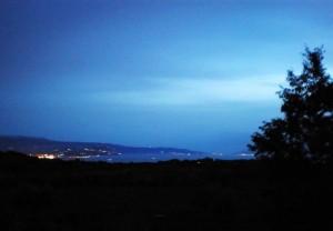 COMERCONI - Lo stretto di notte