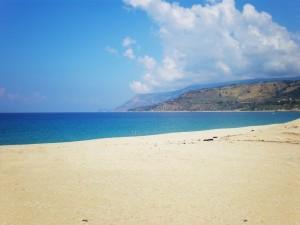 MARINA DI NICOTERA - La spiaggia