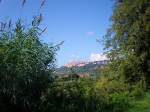 NICOTERA - Vista da Sud