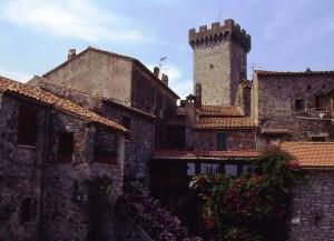 La torre della rocca