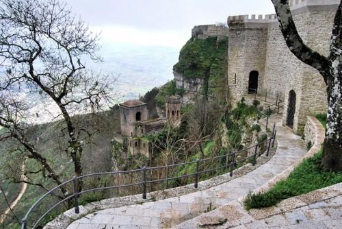 """Erice - """"angoli nascosti al castello di venere"""""""
