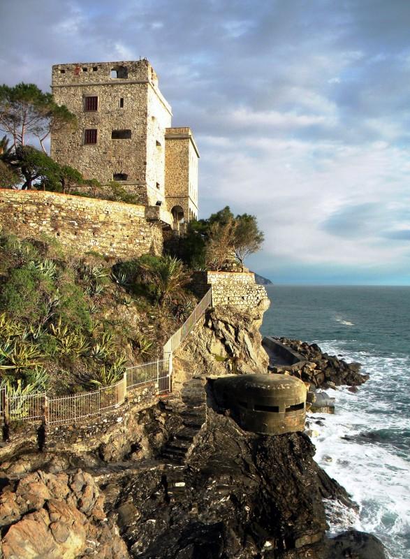 ''Torre Aurora'' - Monterosso al Mare
