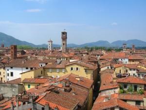 Lucca, città d'arte