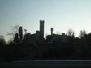 panorama di Cuorgnè
