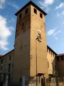 Il castello di Bellusco - La torre