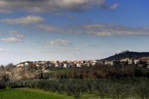 Panorama Guardea