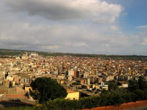 i tetti di Paternò