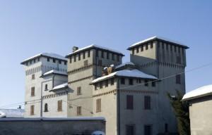 Il castello di Podigliano.