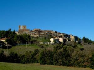 Panorama di Montecastelli