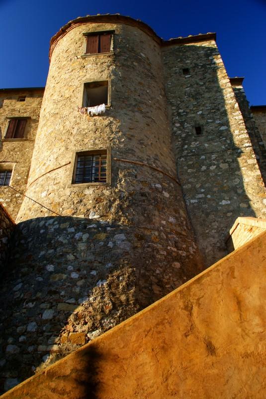 ''torre con bucato'' - Monteverdi Marittimo