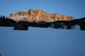 Case monti e neve