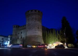 il castello del paese Vasanello