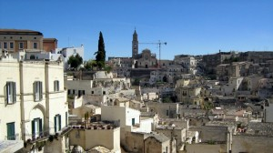 Il giorno a Matera