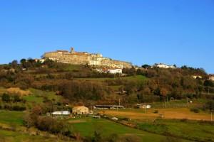 Serrazzano, frazione di Pomarance